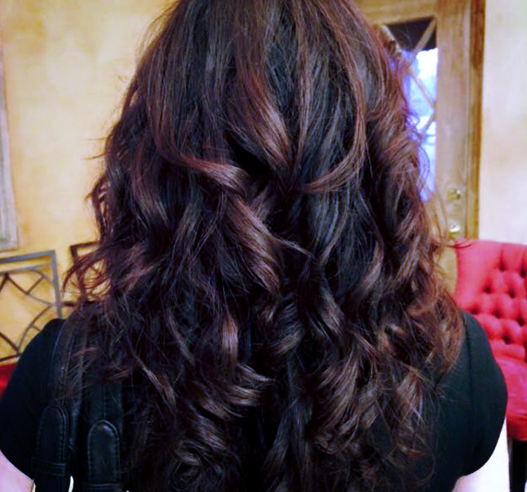Hairstyle | Dana Marie